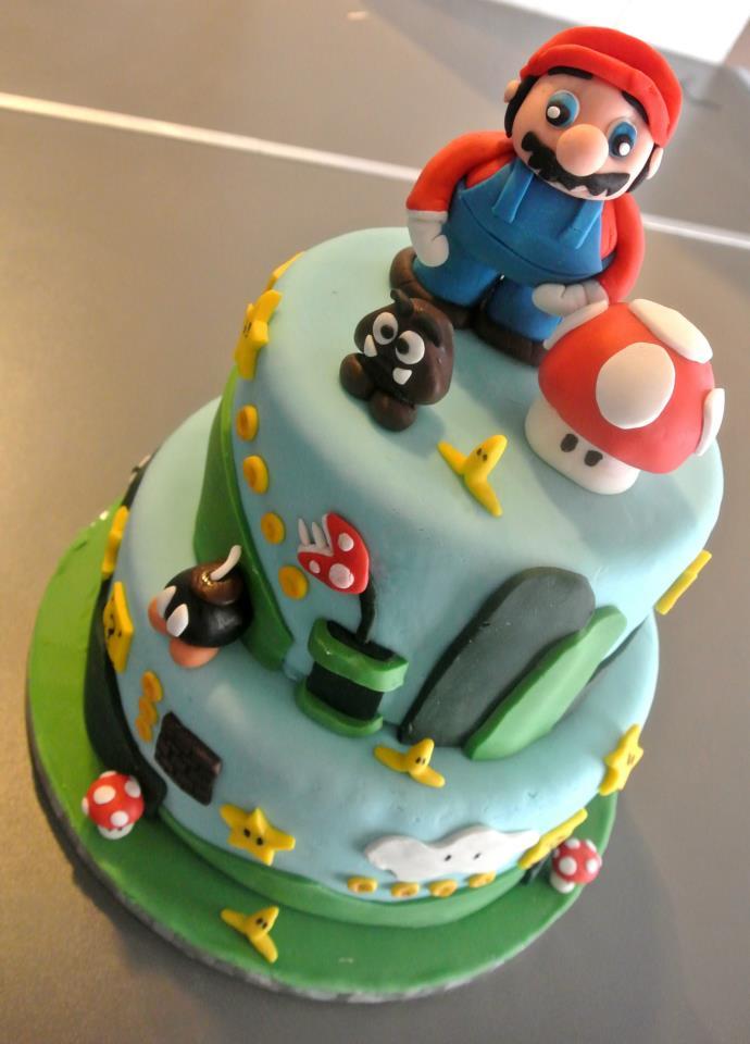 Le Loukoum Cake Design