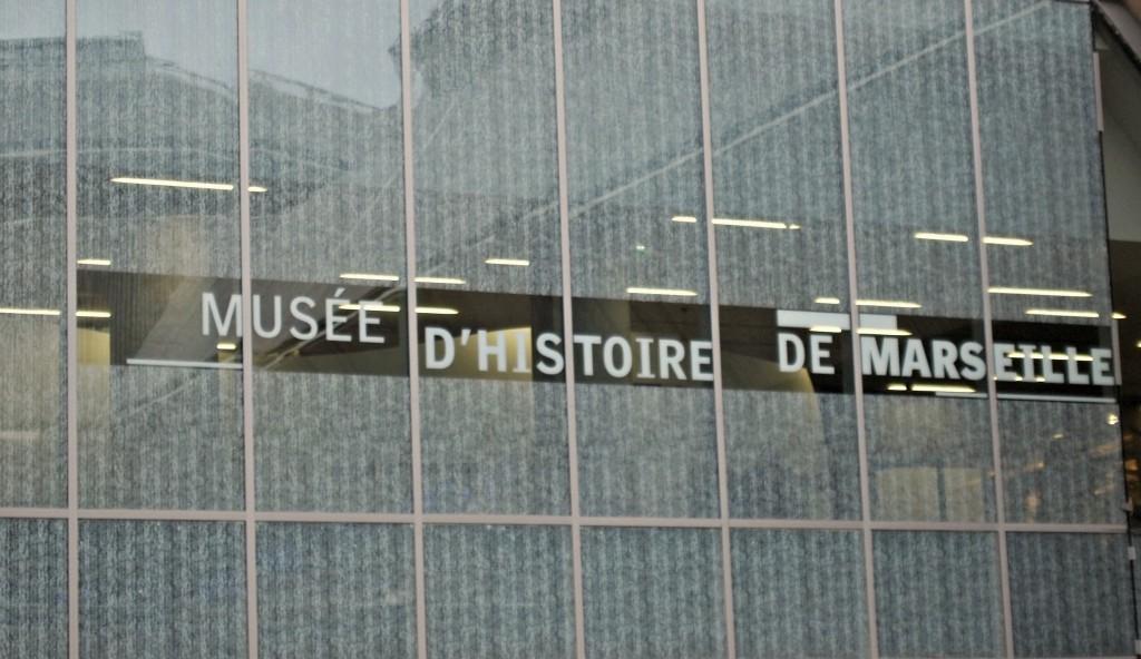 Le Musée d'Histoire, Marseille