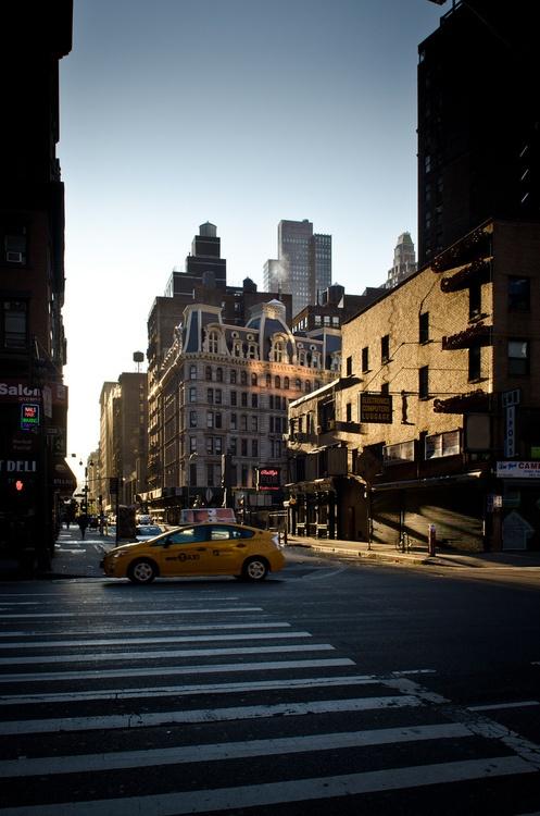 New York, baby !