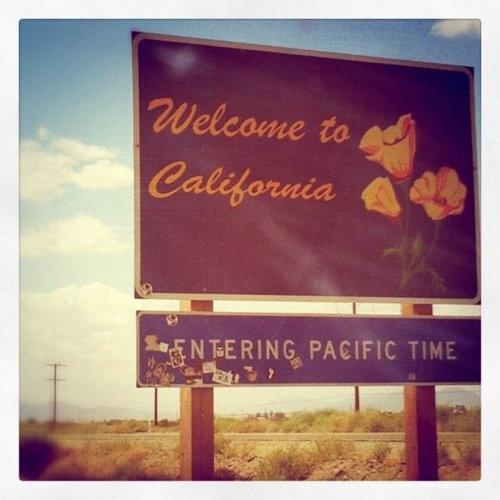 Californian Trip