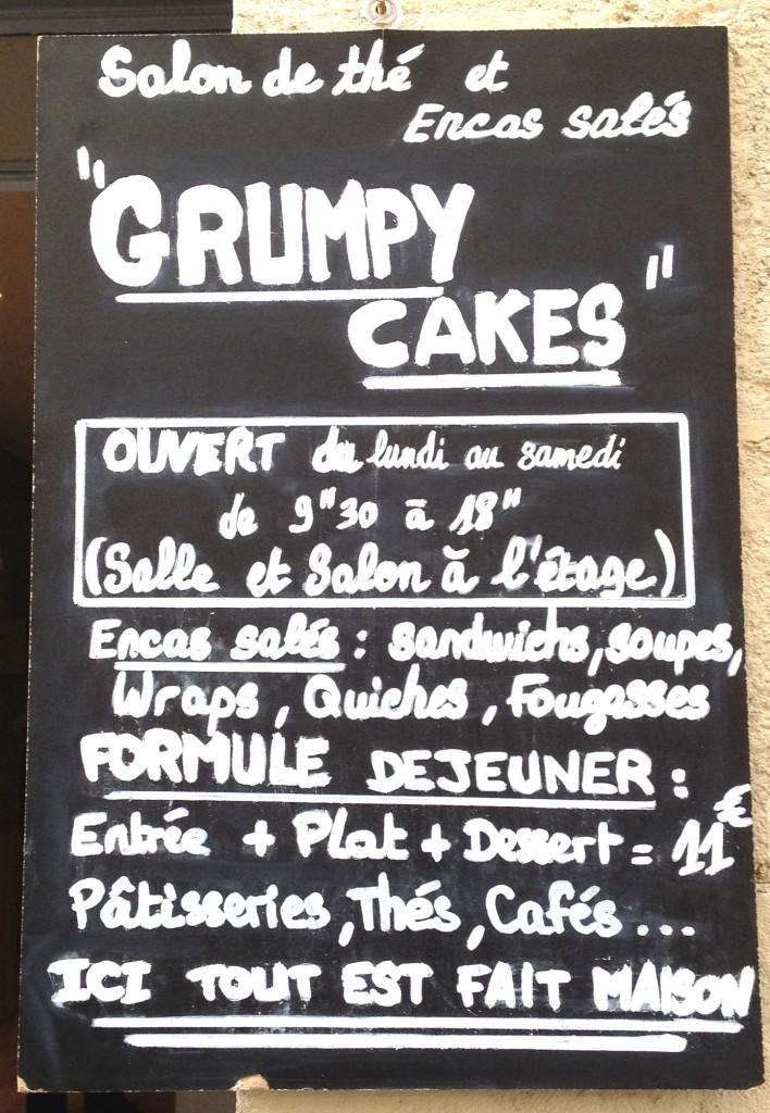 Grumpy Cakes, Marseille