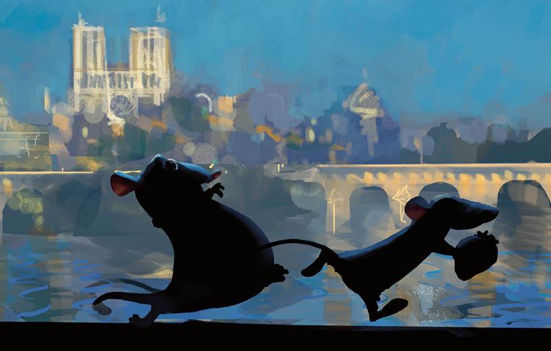 Pixar, Art Ludique - Paris