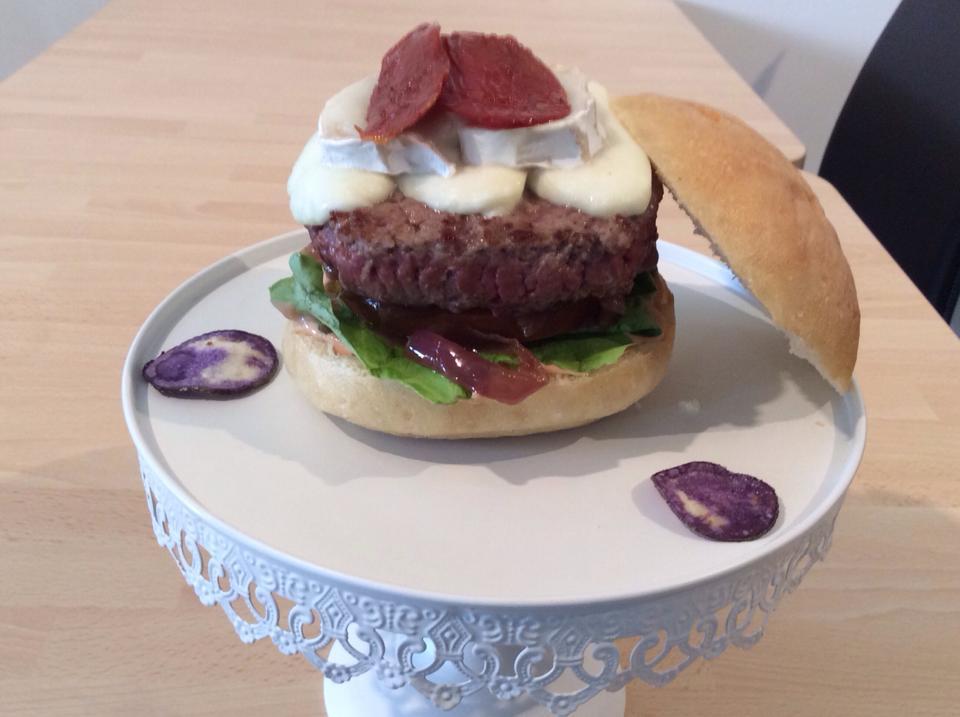 Manger un bon Burger à Nice