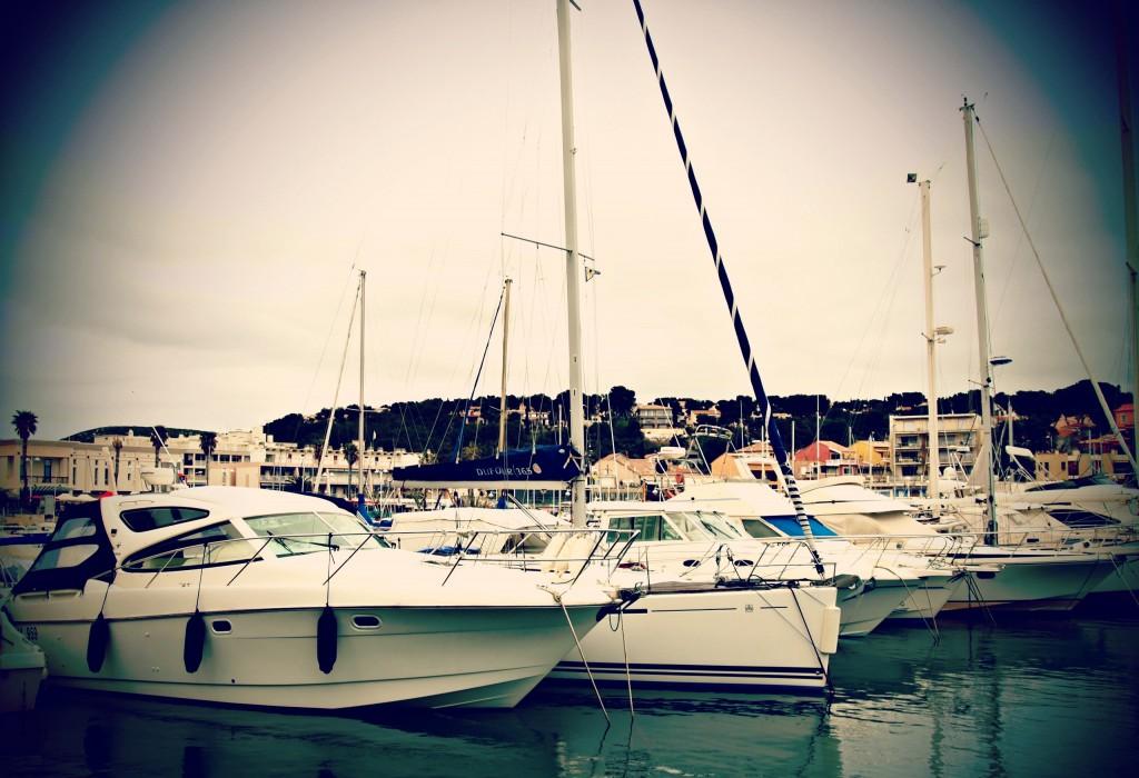 petits ports de pêche...