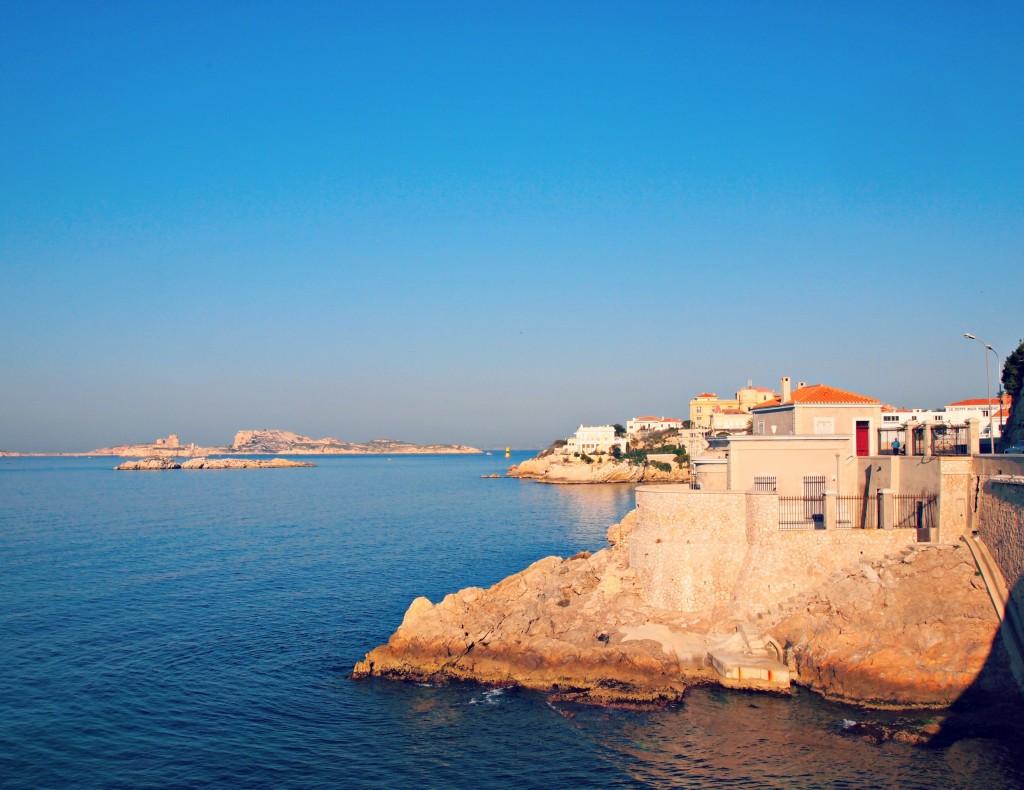 Balade sur la Corniche, Marseille