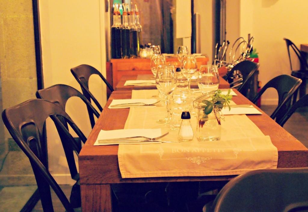 Déjeuner Chez Louckie à Aix en Provence
