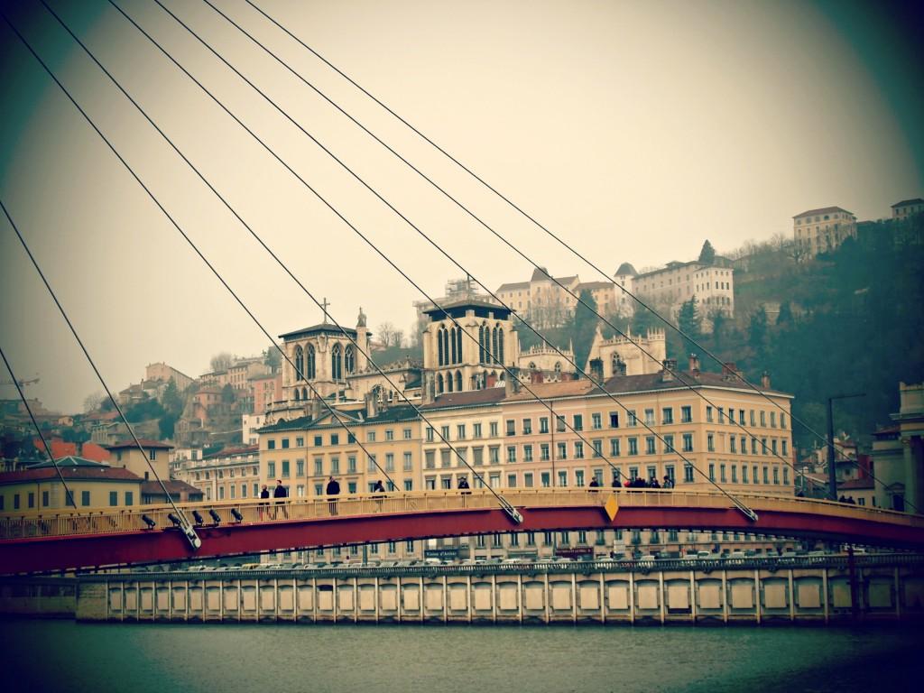 balade à Lyon