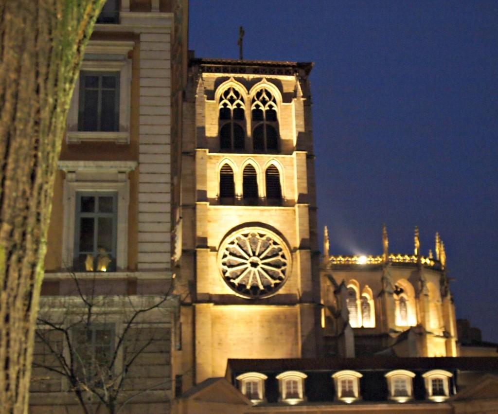 Lyon, belle de nuit