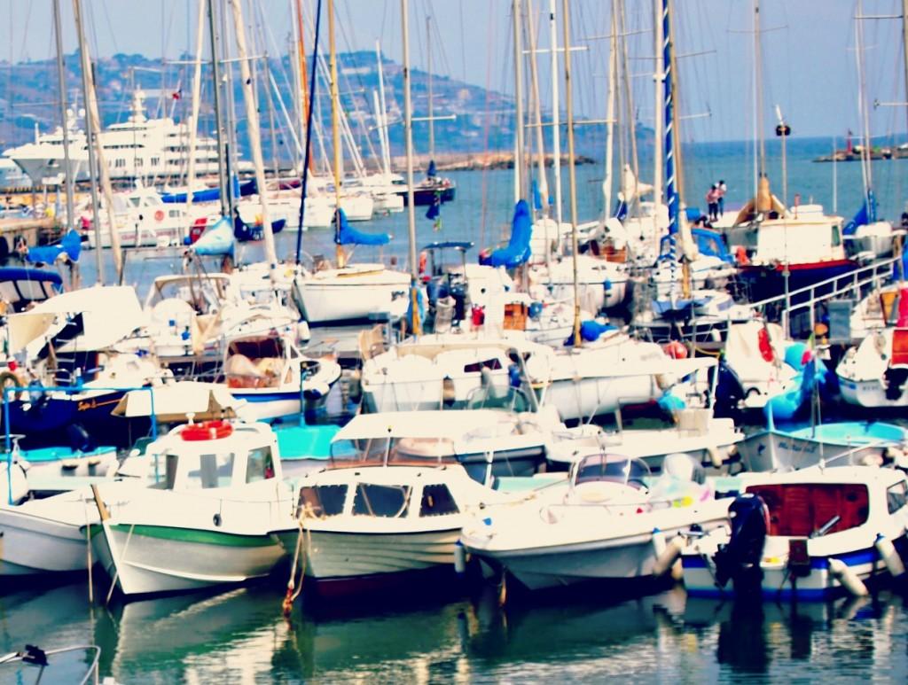 Jolis petits ports de pêche...