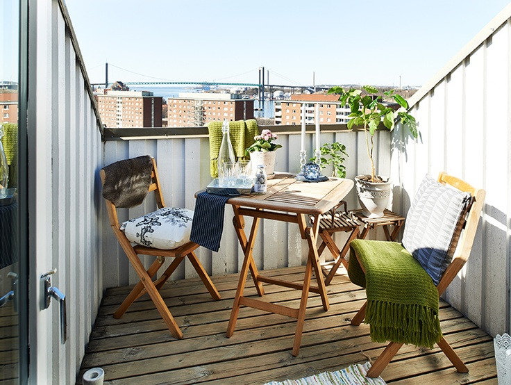 jolis balcons printaniers le mag lire. Black Bedroom Furniture Sets. Home Design Ideas
