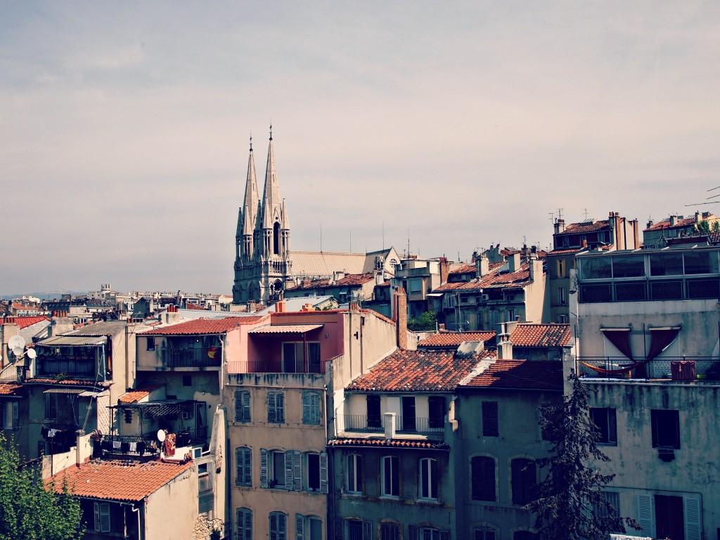Maisons de Marseille