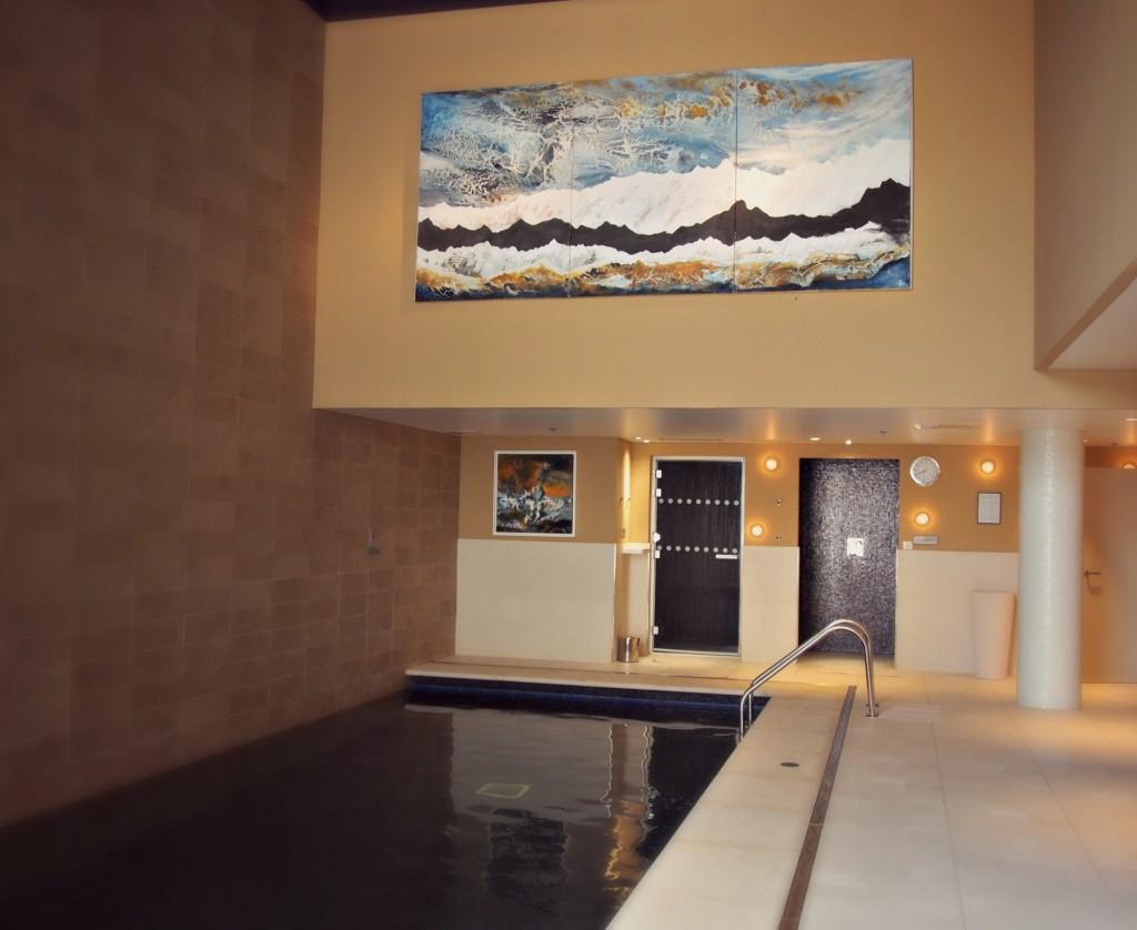 Le spa by ymalia de l 39 h tel renaissance aix en provence le mag lire - Hotel renaissance aix en provence ...