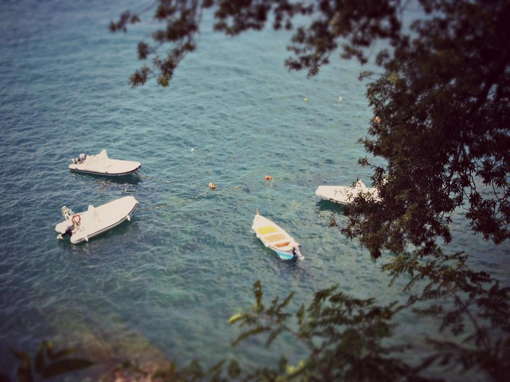 Escapade en Ligurie #1