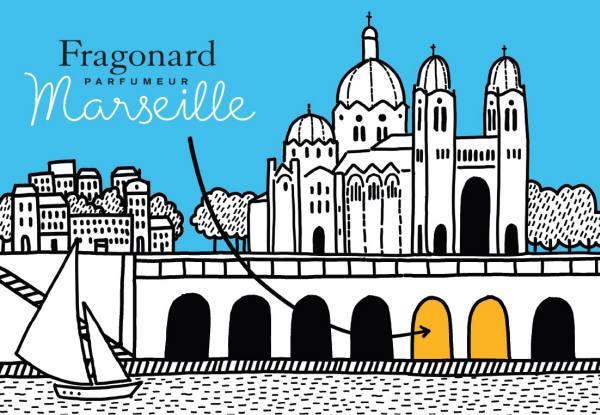 Fragonard débarque dans la Cité Phocéenne