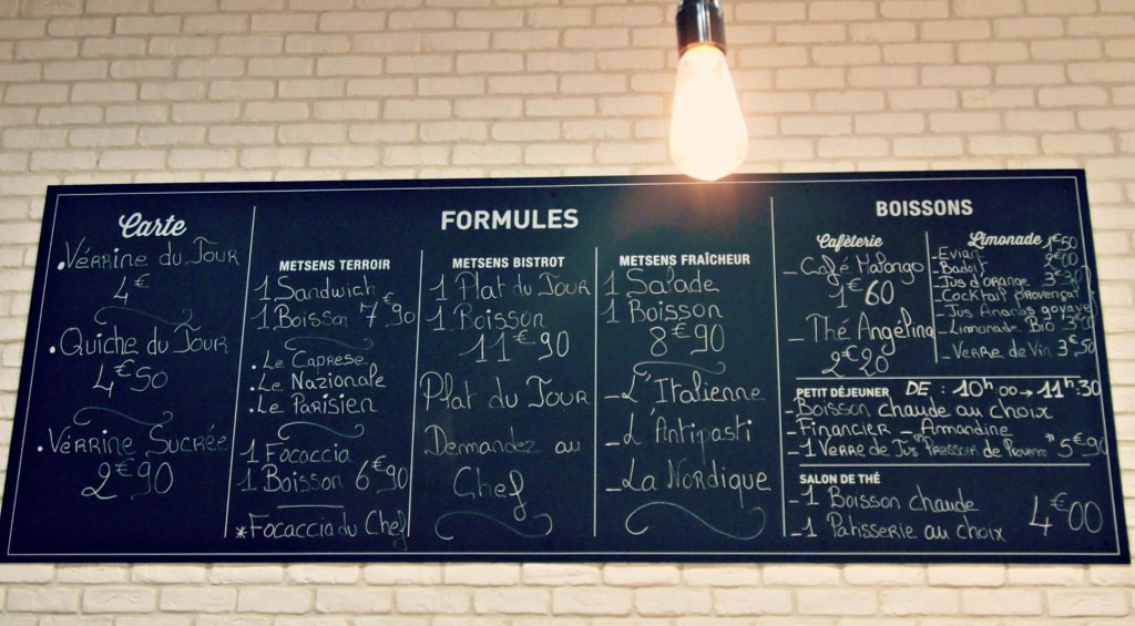 Met&Sens, les Terrasses du Port blog marseille