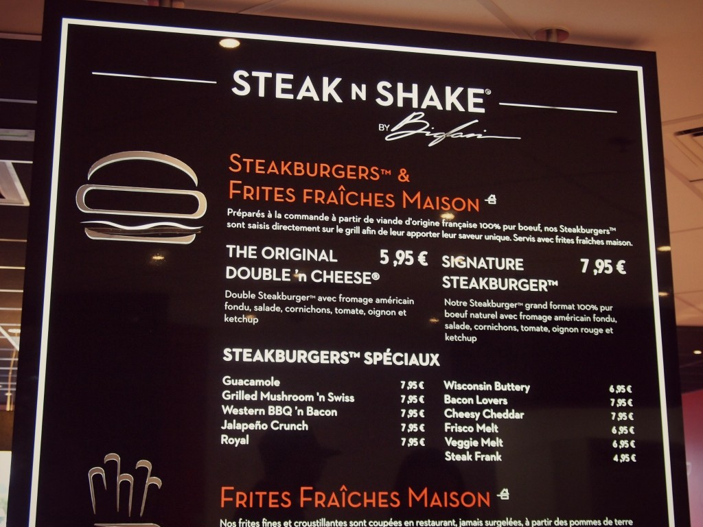 Steak n shake blog lifestyle provence lemagalire