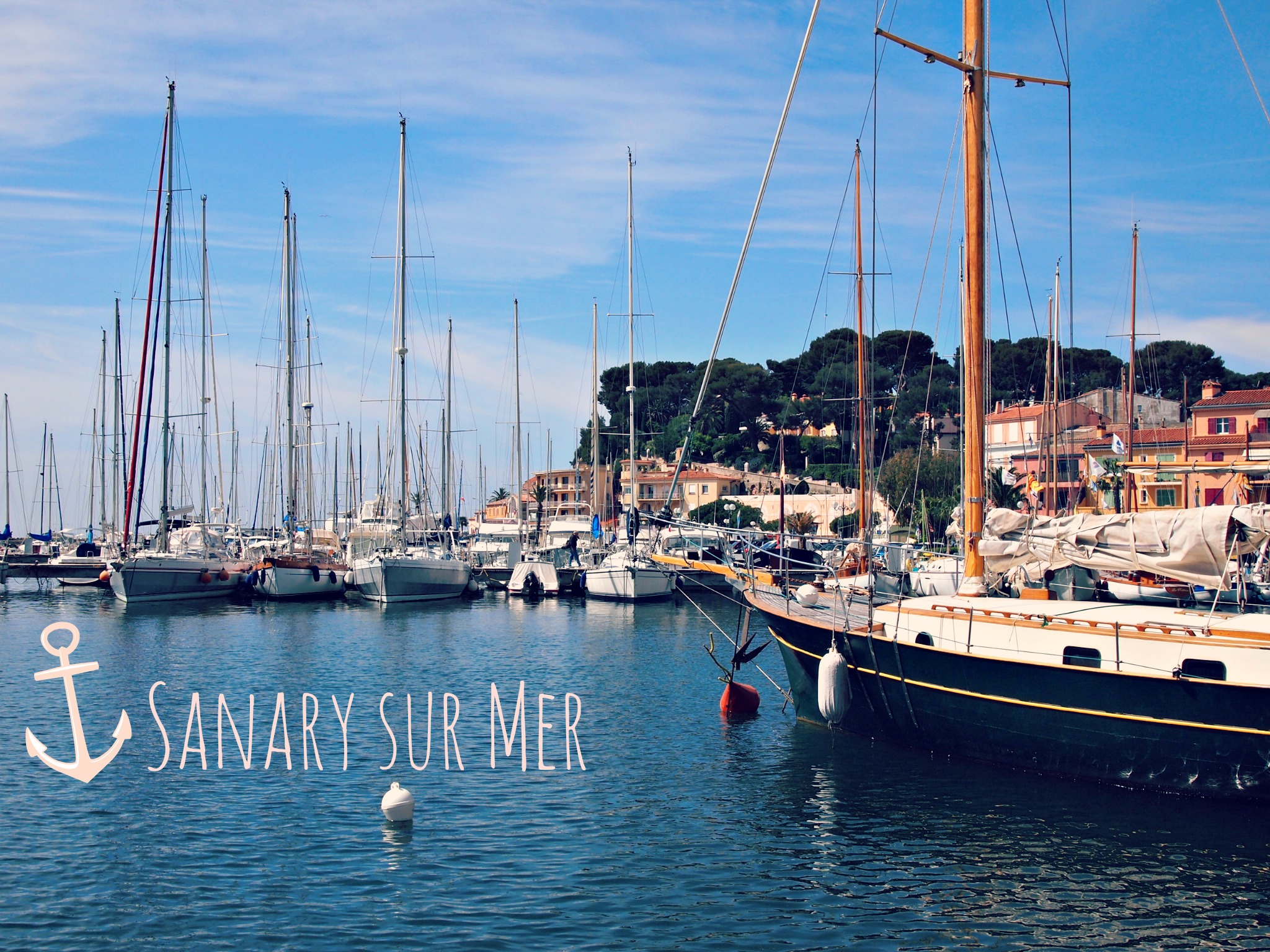 Sanary sur Mer blog lifestyle Marseille