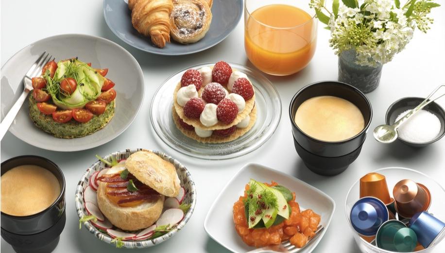 Les fabuleux Petits Déjeuners Nespresso blog marseille