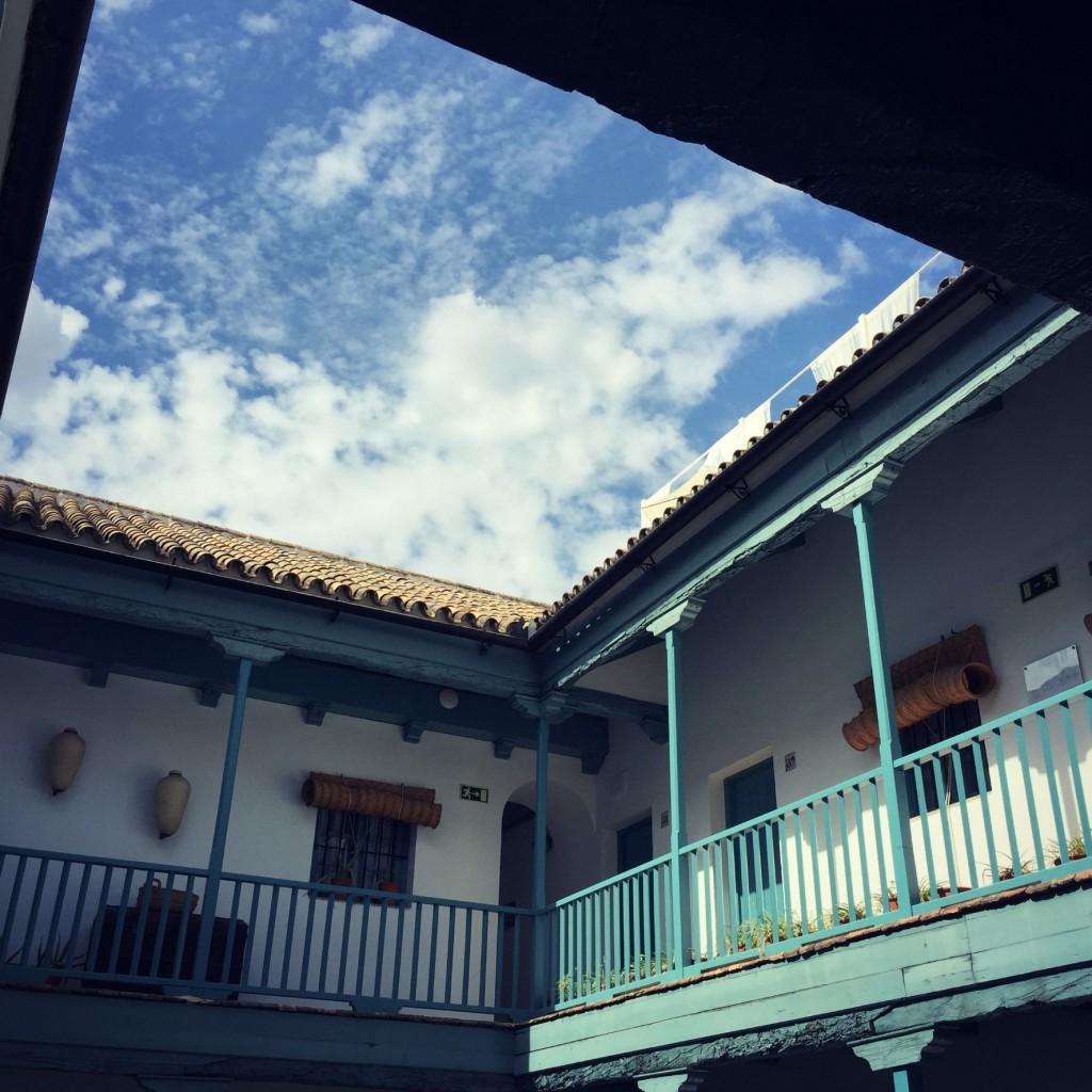 Las Casas del Rey de Baeza blog lifestyle marseille