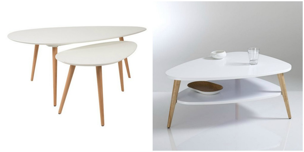 D co la table basse parfaite le mag lire - Table basse scandinave la redoute ...
