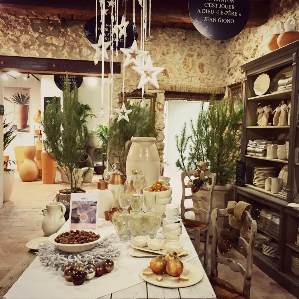 Noël à la Poterie Ravel blog lifestyle Marseille
