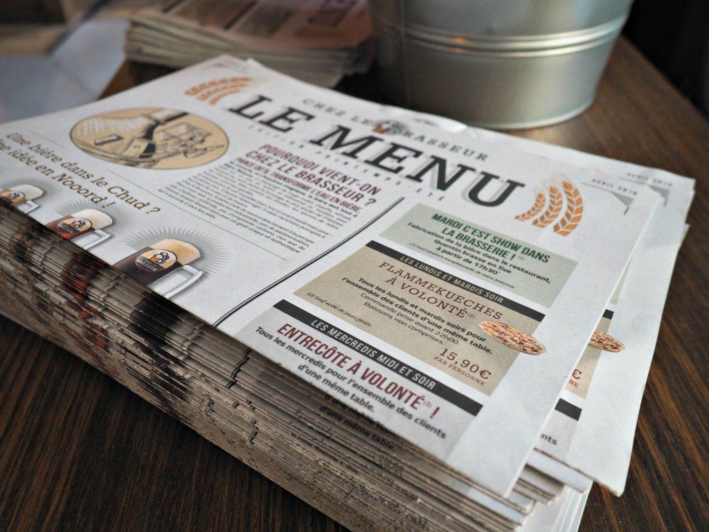 Chez le Brasseur l'Avenue 83 blog lifestyle Marseille