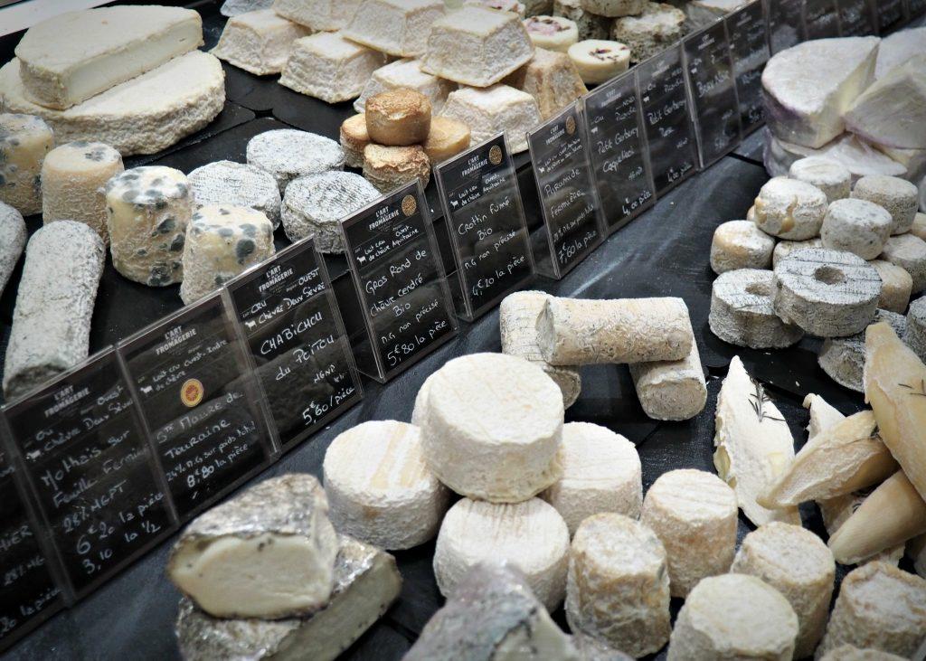 l'art de la fromagerie Marseille
