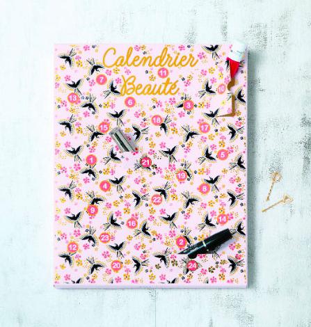 calendrier de l'avent 2016 blog lifestyle marseille