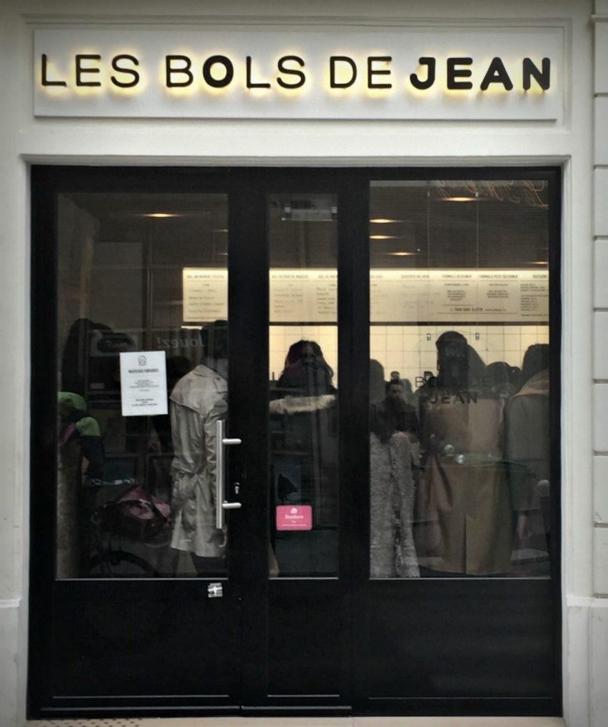 Les bols de jean bonne adresse paris blog lifestyle