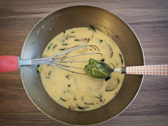 flan a la courgette recette blog lifestyle Marseille lamagalire