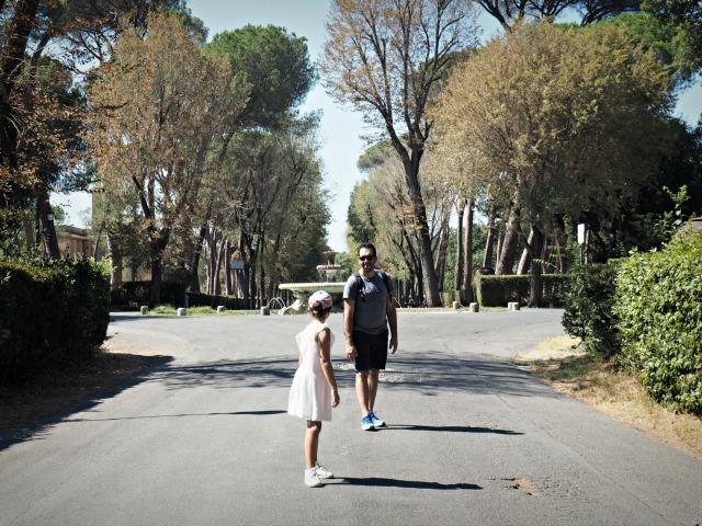 Visiter Rome en famille blog lifestyle en Provence Le Mag à Lire