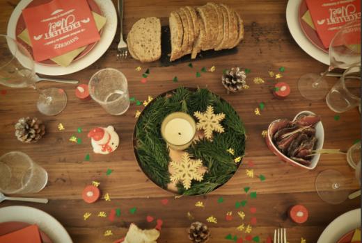 jolies tablées Noël déco blog lifestyle provence le mag à lire