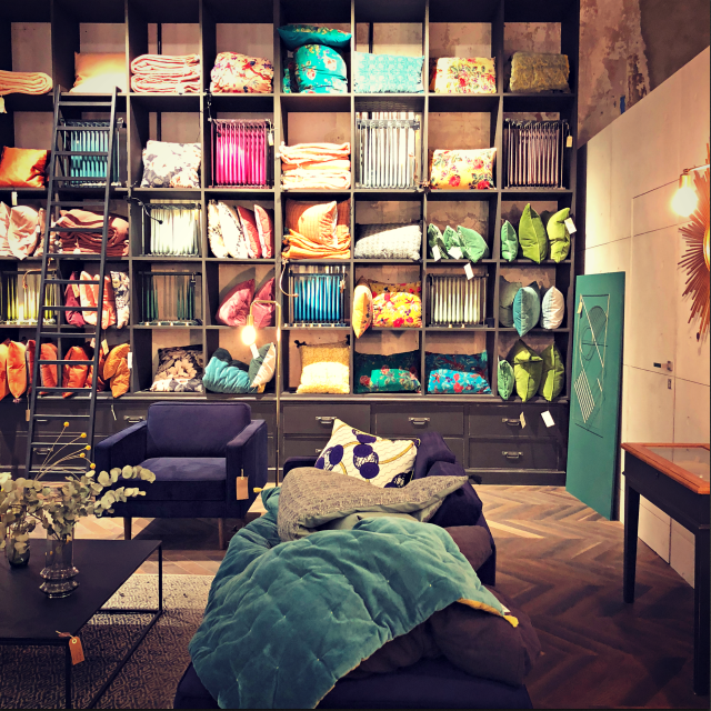 Sophie Ferjani boutique déco Marseille