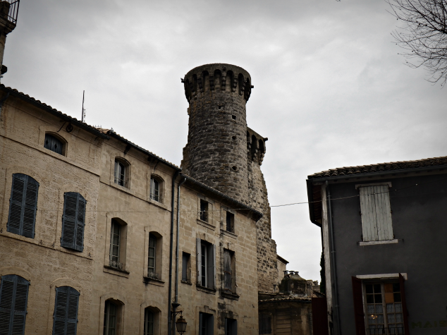 visiter Uzès Gard