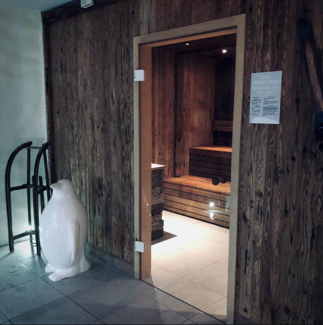 Sauna VitalSpa Aix Marseille