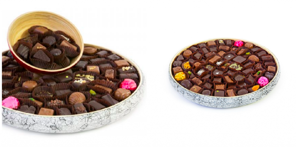 Collection Bambou Chocolats Puyricard