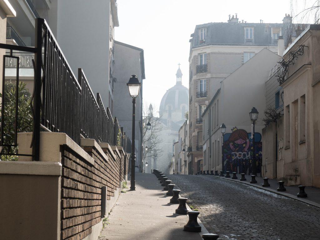 Buttes aux cailles Paris