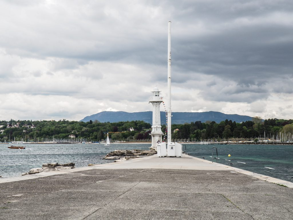 Bain des Paquis Genève