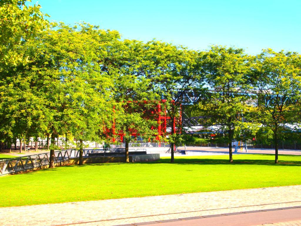 Parc de la Vilette Paris blog lifestyle lemagalire