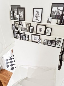 cadre mur blanc blog lifestyle marseille
