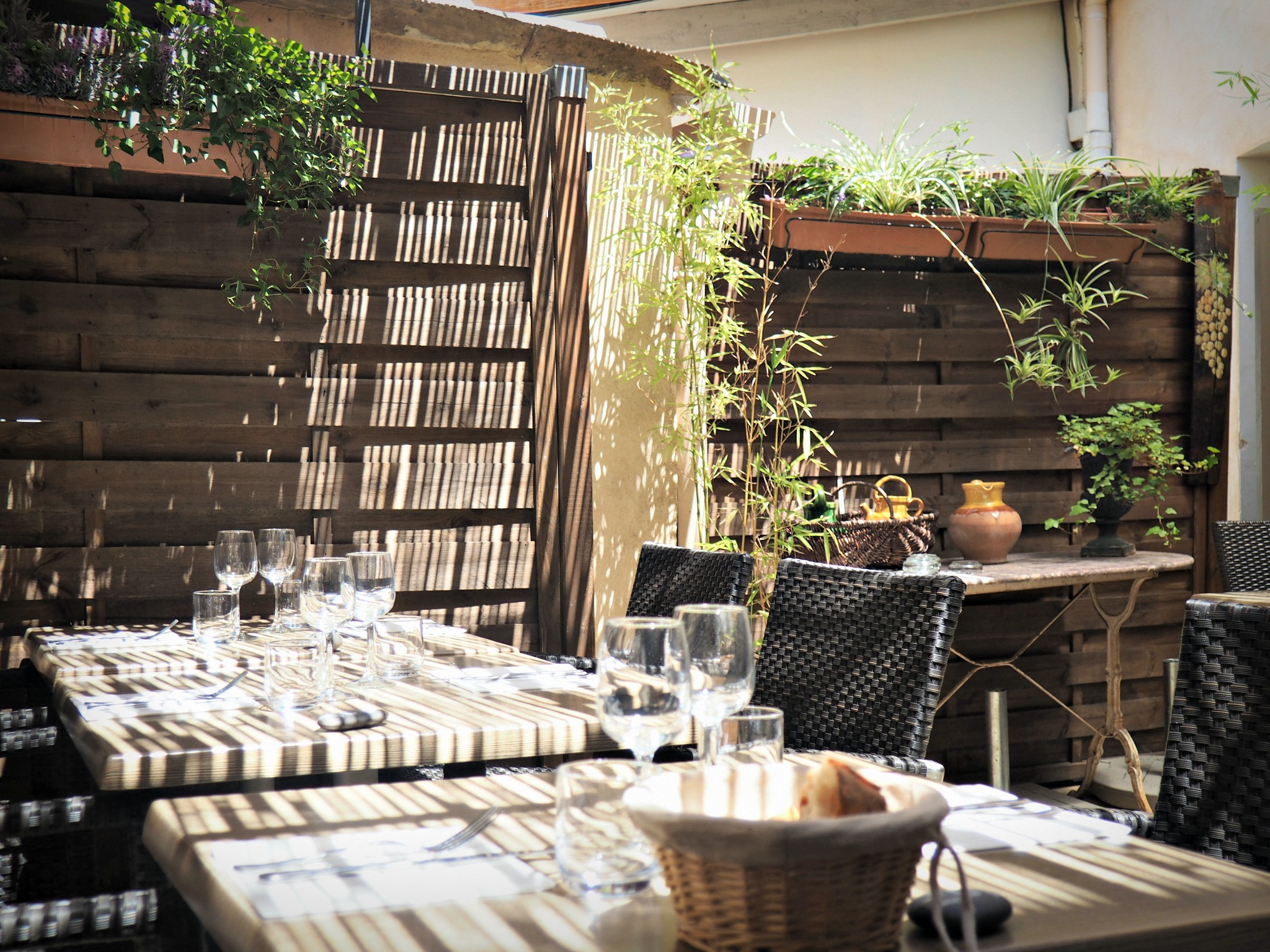 Restaurant le Patio Gréoux Blog Marseille