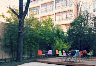 vide-dressing solidaire Jardin Montgrand blog lifestyle marseille