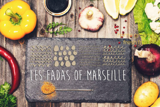 Les Fadas of Marseille blog lifestyle