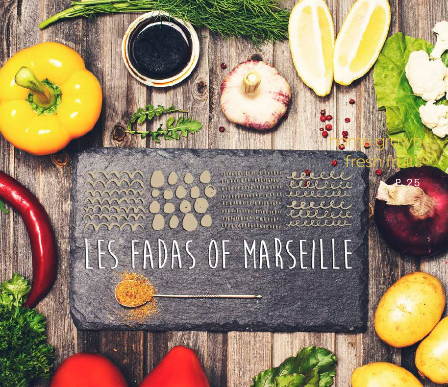 Les Fadas of Marseille blog lifestyle