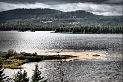 Manoir lac stoneham blog lifestyle provence le mag à lire
