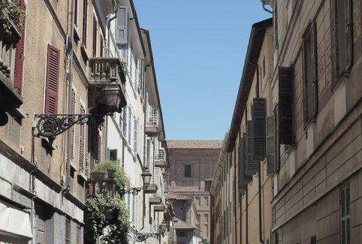 city guide Parme