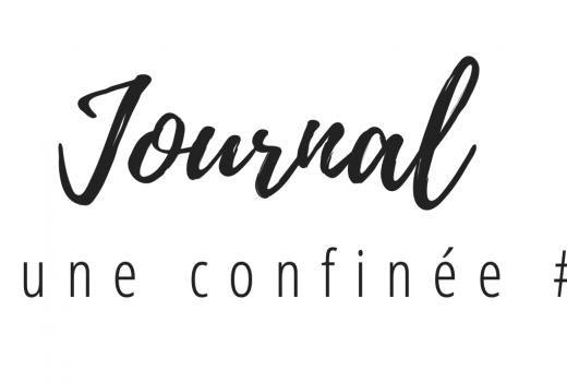 Journal d'une confinée #1