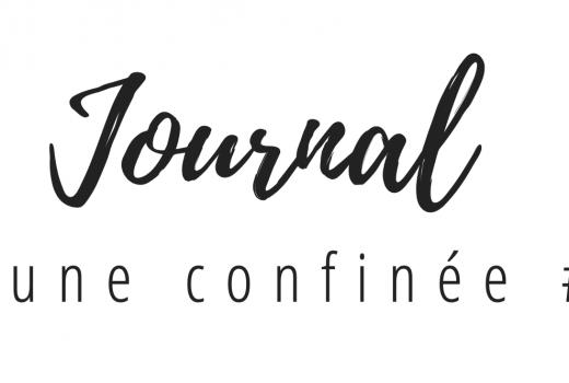 Journal d'une confinée