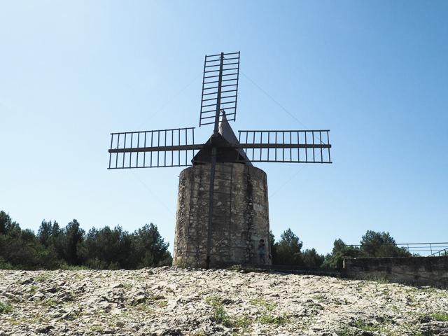 Fontvieille Moulin Daudet